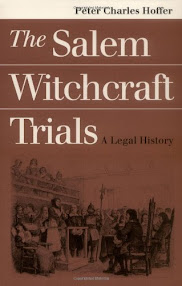 Cover of Harriet Beecher Stowe's Book The Salem Witchcraft The Planchette Mystery and Modern Spiritualism