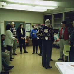 Fellowship Class - 1992-12 Christmas Party