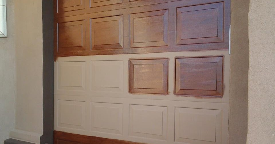 Faux Wood Garage Doors faux wood garage doors - the lowdown on garage door materials