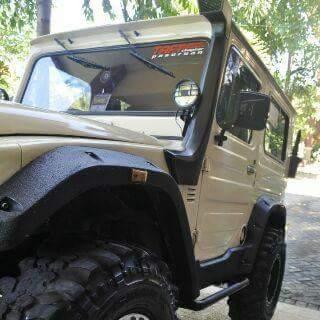 Dijual Jeep Jadul Taft Kotak 83 - MALANG - LAPAK MOBIL DAN ...