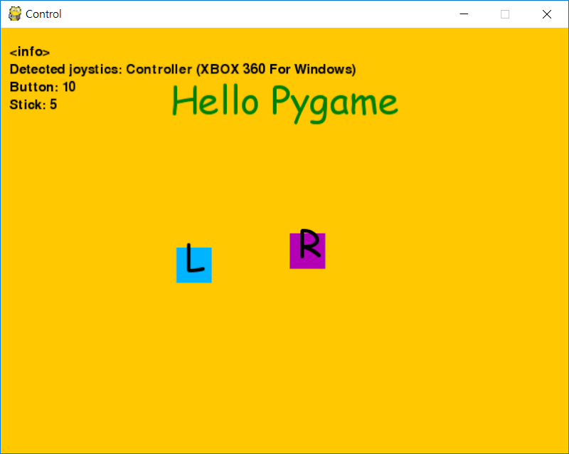 Ghost Socket: 파이썬 : 윈도우에서 pygame을 이용하여 게임 개발하기(1)