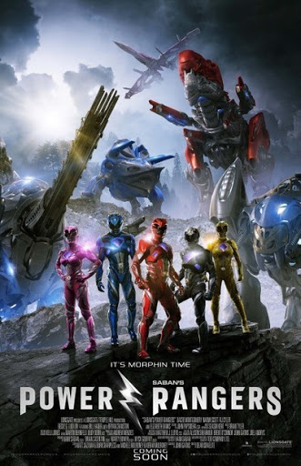 Power Rangers - 5 Anh Em Siêu Nhân