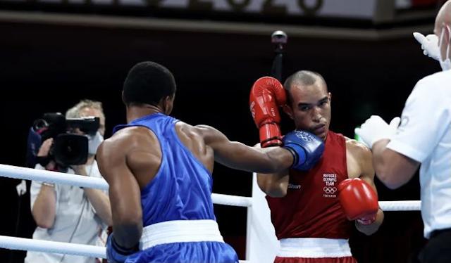 EN TOKIO 2021: Dominicano Euri Cedeño Gana segunda pelea en los juegos de