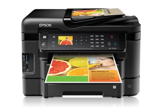 Download Drivers Epson WorkForce WF-3530 printer for Windows