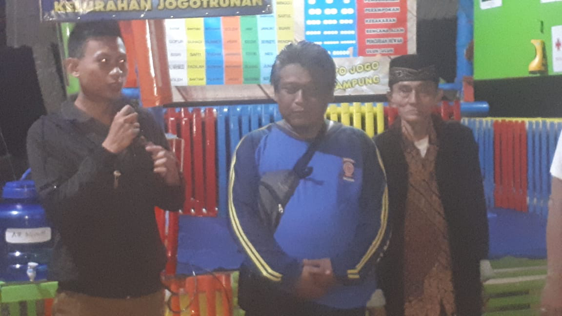 Kreatif dan Inovasi RW XI Kelurahan Jogotrunan Dalam Lomba Poskamling