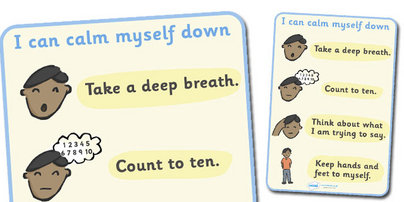 Consonantly Speaking: ABCs 4 SLPs: C is for Calming Down