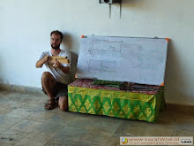 Workshop about solar food dryers in Indonesia