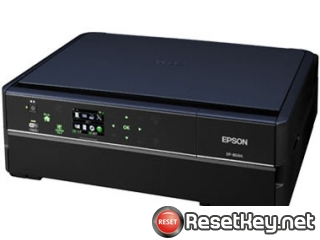 Epson EP-804F Waste Ink Counter Reset Key