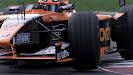 Luciano Burti, Arrows A22 Asiatech