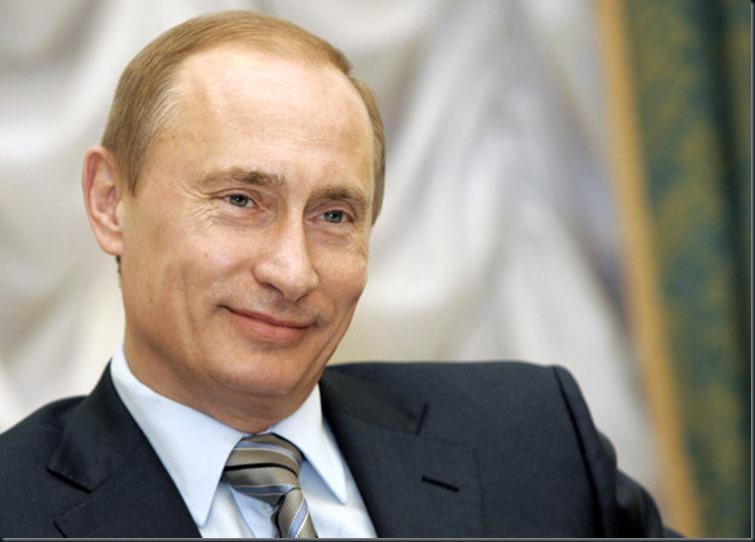Putinsmiling