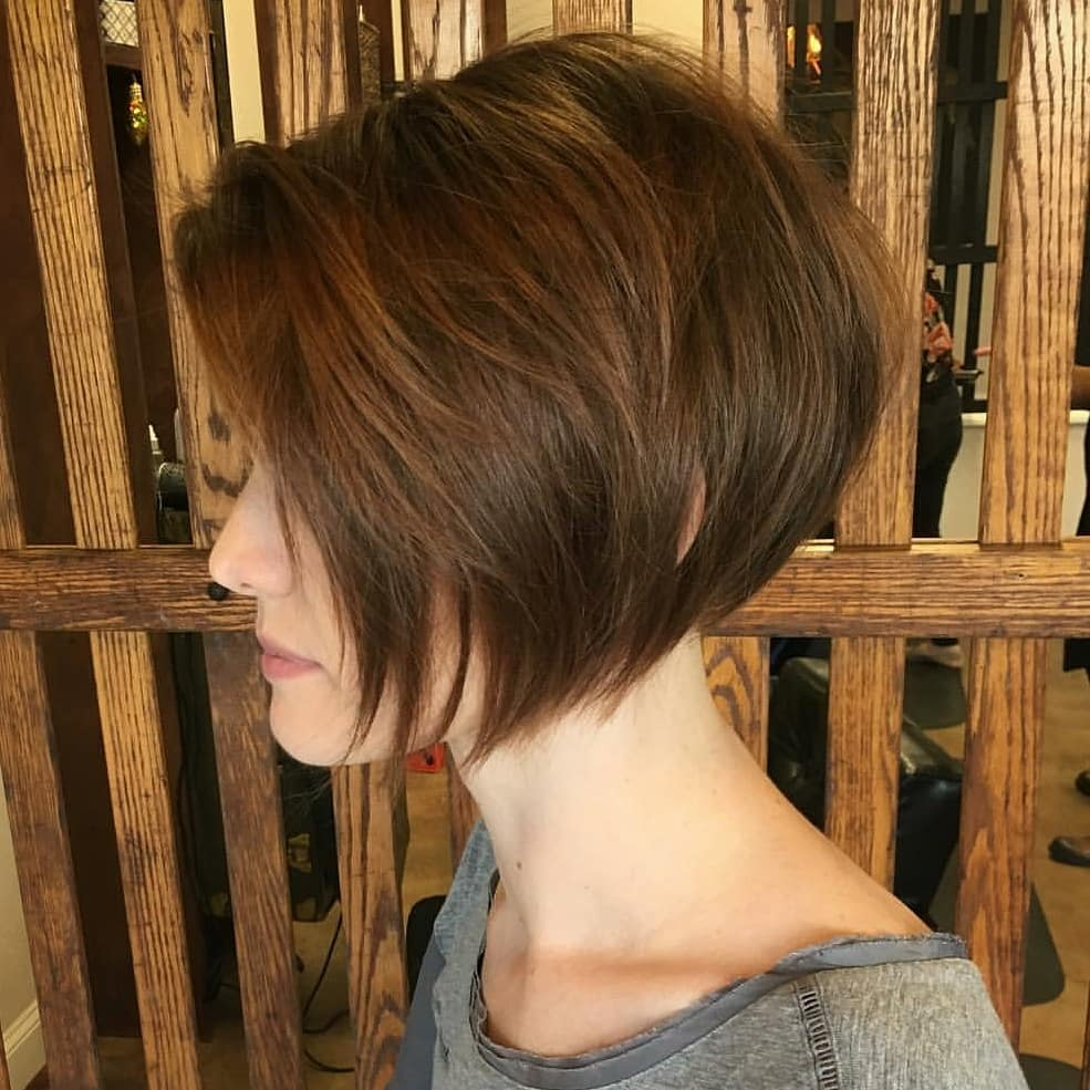 How to Style short haircuts for curly hair 2018-2019 1