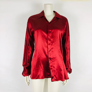*SALE* DSquared2 Silk Blouse