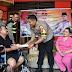 Jelang HUT Bhayangkara, Polres Cirebon Anjangsana Kepada Anggota Yang Sakit