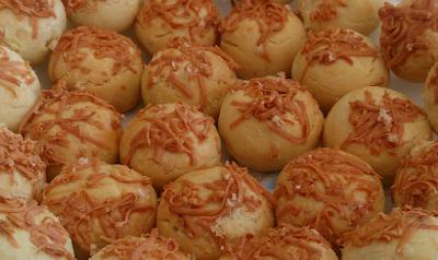 Biskut Tart Cheese