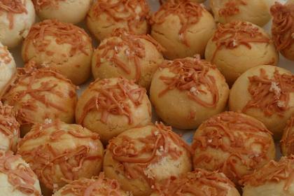 Resepi Tart Nenas Cheese