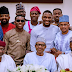 Woowu: President Buhari breaks Ramadan fast with Tobi Bakre, Sound Sultan, Tania Omotayo, Kunle Afolayan, others [Photos]