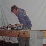 Xome at Embalming Room, Portland, OR - May 19, 2003