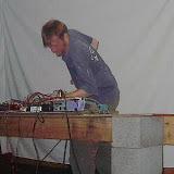 Xome at Embalming Room, Portland, OR - May 19, 2003