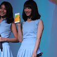 Shania (Shanju), Gracia, Ayana (Achan) JKT48 Xiaomi Redmi Note 5 Launching Jakarta 18-04-2018 011