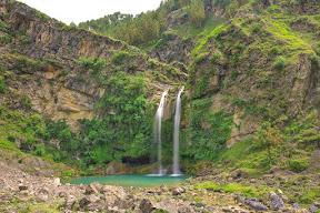 Sajikot Falls, Havelian
