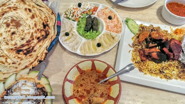 Hadramawt Kitchen Menu