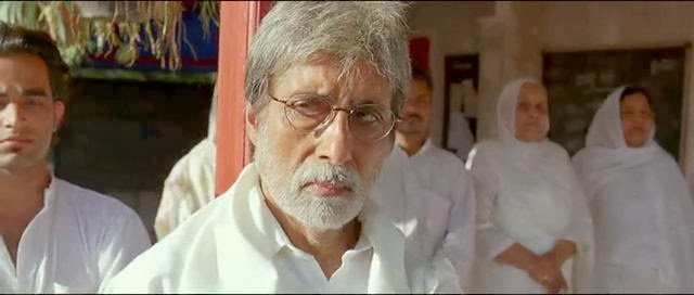Screen Shot Of Hindi Movie Satyagraha (2013) Download And Watch Online Free at Alldownloads4u.Com