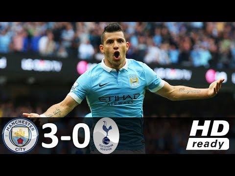 [Video] Manchester City vs Tottenham 3-0 – Highlights & All Goals – Friendly 29/07/2017