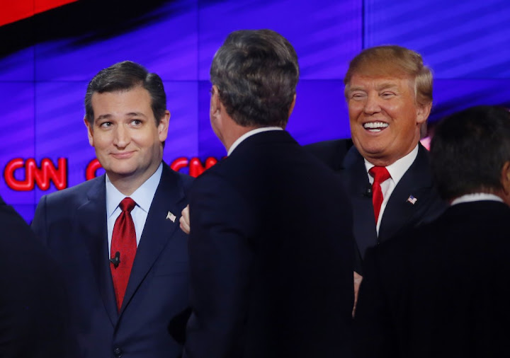 Jeb Bush endorses Ted Cruz