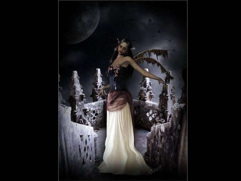 Lady Of Dark Funeral, Night Magic
