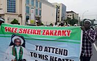 Happening Now: IMN protests delay in releasing El-Zakzaky, wife