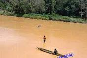 Viral, Sungai Sekadau Tercemar Berbuntut Laporan Polisi