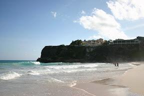 Cliffs over Crane Beach
