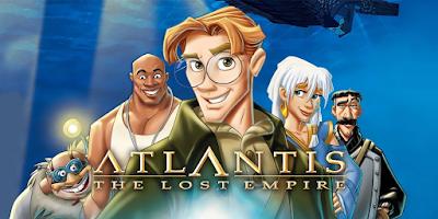 Atlantis The Lost Empire Hindi Dubbed
