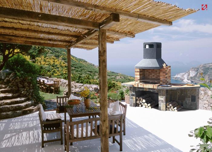 Jardinitis consejos para instalar una barbacoa prefabricada - Barbacoa prefabricada precio ...
