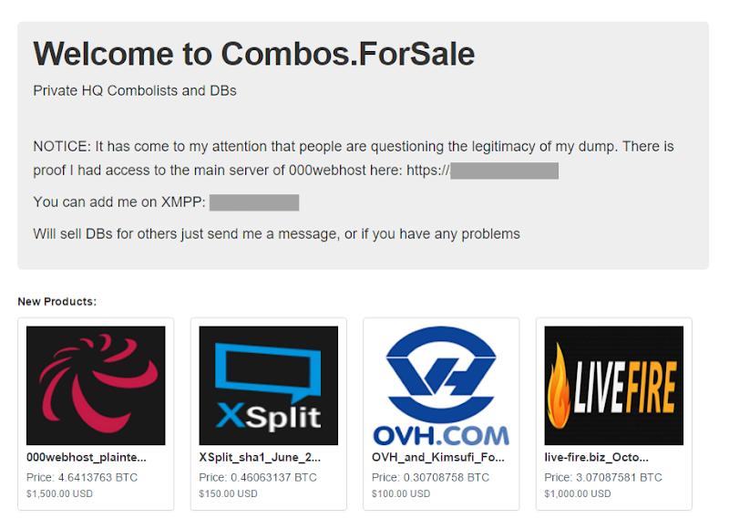 000webhost for sale at $1.5k