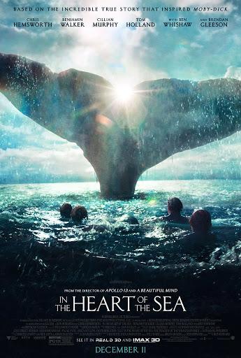 Στην καρδιά της θάλασσας (In the Heart of the Sea) Poster