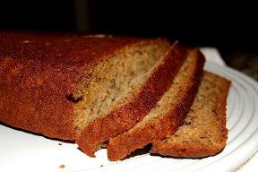 No mixer needed, easy Banana Bread