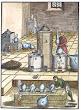 From Lazarus Ercker Beschreibung Allerfurnemisten Mineralischen Ertzt Unnd Bergkwercks