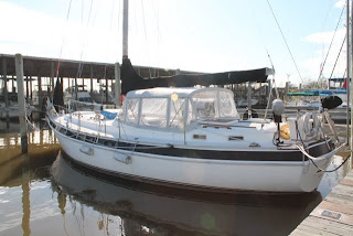 Morgan 41 Out Island  Invinvible 1978 Constantly Updated and Well Maintained