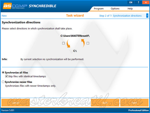 Synchredible Professional Edition 5