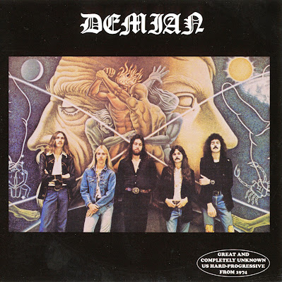 Demian ~ 1974 ~ Rock Star Farm