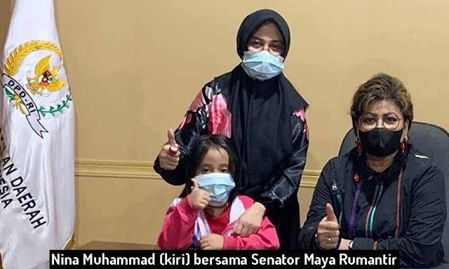 Terkait Kriminalisasi Ibu Bhayangkari, Maya Rumantir: Nina Muhammad Harus Bebas Demi Hukum