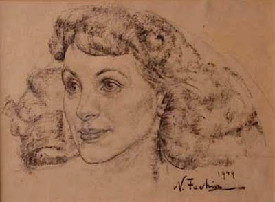 """Portrait of Florence"""
