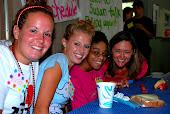 Kristen, Caroline, Arwen & Susan