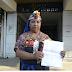 La representante de la Asociación Indígena de Butalelbun visitó a Presidente y logró entregarle personalmente petitorio interno donde se señalaba una serie de requerimientos para su etnia.