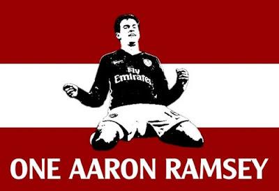 Aaron Ramsey background