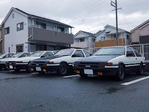 スプリンタートレノ AE86 S61•GT-APEXのカスタム事例画像 ささき ゆーまさんの2020年08月07日07:37の投稿