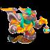 Dragón Embajador Árido | Arid Ambassador Dragon