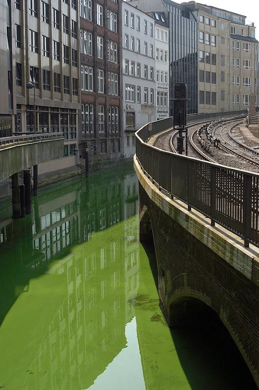 1. Hamburg. Canals -1