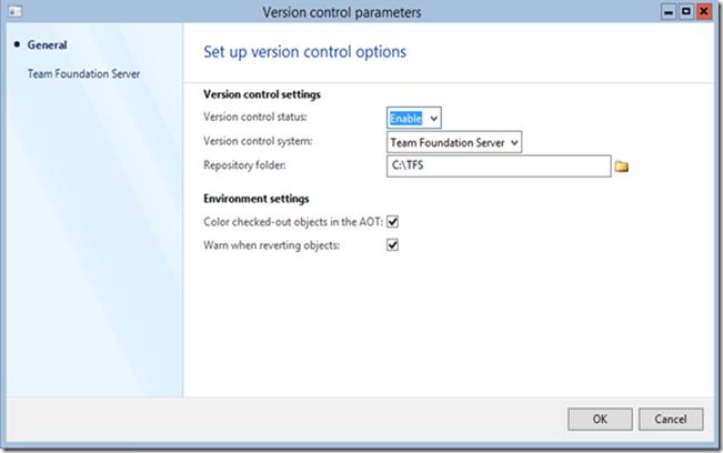 Microsoft Dynamics AX 2012 R3 and TFS Online - Microsoft Dynamics AX